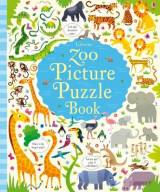 Omslag - Zoo Picture Puzzle Book