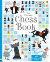 Omslag - The Usborne Chess Book