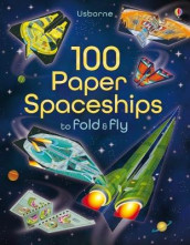 100 Paper Spaceships to Fold and Fly av Jerome Martin (Heftet)