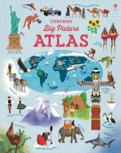 Big Picture Atlas av Emily Bone (Innbundet)