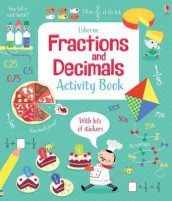 Fractions and Decimals Activity Book av Rosie Hore (Heftet)