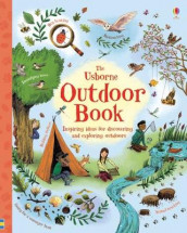 The Usborne Outdoor Book av Jerome Martin (Spiral)