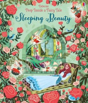 Peep Inside A Fairy Tale Sleeping Beauty av Anna Milbourne (Kartonert)