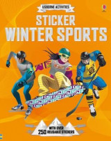Omslag - Sticker Winter Sports