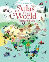 Atlas of the World Picture Book av Sam Baer (Innbundet)