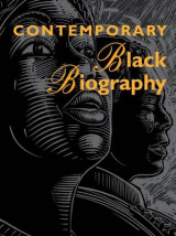 Omslag - Contemporary Black Biography
