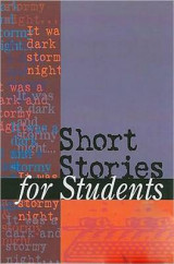 Omslag - Short Stories for Students