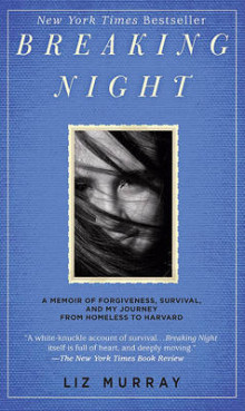 Breaking Night av Liz Murray (Innbundet)