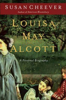 Louisa May Alcott av Susan Cheever (Innbundet)