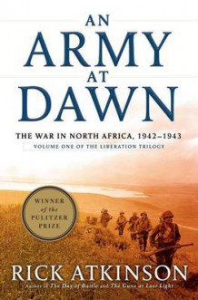 An Army at Dawn av Rick Atkinson (Innbundet)