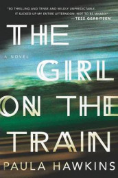 The Girl On The Train av Paula Hawkins (Innbundet)