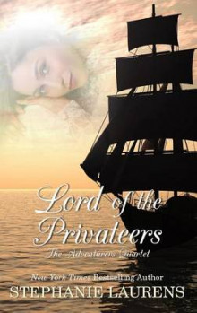 Lord of the Privateers av Stephanie Laurens (Innbundet)