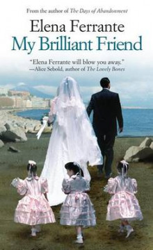 My Brilliant Friend av Elena Ferrante (Innbundet)