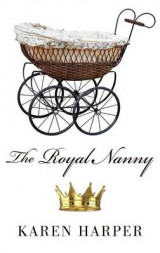 Omslag - The Royal Nanny
