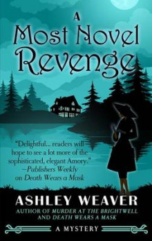 A Most Novel Revenge av Ashley Weaver (Innbundet)