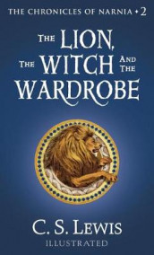 The Lion, the Witch and the Wardrobe av C S Lewis (Innbundet)