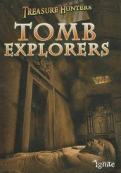Tomb Explorers (Treasure Hunters) av Nicola Barber (Innbundet)