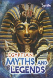 Egyptian Myths and Legends (All About Myths) av Fiona MacDonald (Heftet)