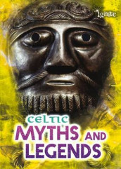 Celtic Myths and Legends (All About Myths) av Fiona MacDonald (Heftet)