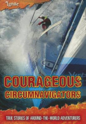 Courageous Circumnavigators: True Stories of Around-the-World Adventurers (Ultimate Adventurers) av Fiona MacDonald (Heftet)