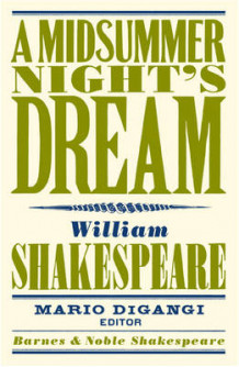 A Midsummer's Night Dream av William Shakespeare (Heftet)