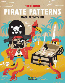 Preschool - Pirate Patterns av Flash Kids Editors (Eske)