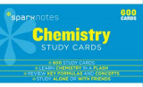 Omslag - Chemistry SparkNotes Study Cards