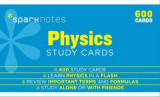 Omslag - Physics SparkNotes Study Cards