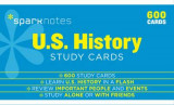 Omslag - U.S. History SparkNotes Study Cards