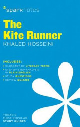 Omslag - The Kite Runner (SparkNotes Literature Guide)