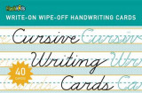 Omslag - Write-On Wipe-off Cursive Writing