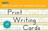 Omslag - Write-On Wipe-Off Print Writing
