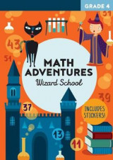 Omslag - Math Adventures Grade 4