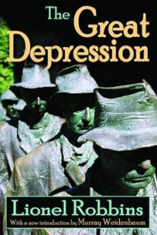 The Great Depression av Lionel Robbins (Heftet)