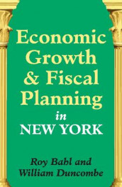 Economic Growth and Fiscal Planning in New York av Roy Bahl (Heftet)