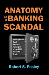 Omslag - Anatomy of a Banking Scandal