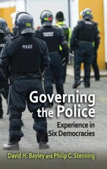 Governing the Police av David H. Bayley og Philip C. Stenning (Innbundet)