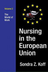 Omslag - Nursing in the European Union: Volume 2