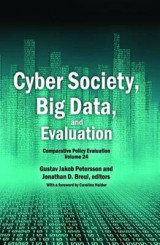 Omslag - Cyber Society, Big Data, and Evaluation