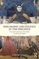 Omslag - Philosophy and Politics at the Precipice