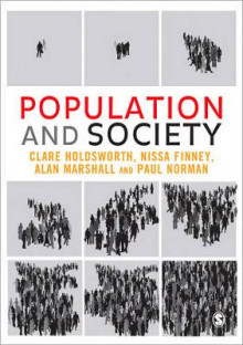 Population and Society av Paul Williamson, Nissa Finney, Alan Marshall, Paul Norman, William Gould, Clare Holdsworth og Robert Woods (Heftet)