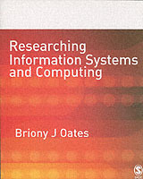 Omslag - Researching Information Systems and Computing