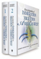 Omslag - Encyclopedia of Immigration and Migration in the American West