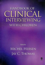 Handbook of Clinical Interviewing With Children av Michel Hersen og Jay C. Thomas (Innbundet)