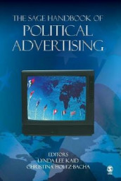 The SAGE Handbook of Political Advertising av Christina Holtz-Bacha og Kaid (Innbundet)