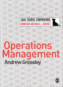 Operations Management av Andrew Greasley (Heftet)