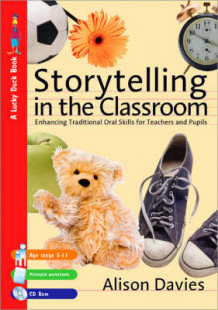 Storytelling in the Classroom av Alison Davies (Heftet)