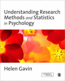 Understanding Research Methods and Statistics in Psychology av Helen Gavin (Heftet)