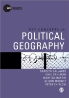 Key Concepts in Political Geography av Carolyn Gallaher, Carl T. Dahlman, Mary Gilmartin, Alison Mountz og Peter Shirlow (Heftet)