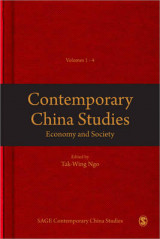 Omslag - Contemporary China Studies 2